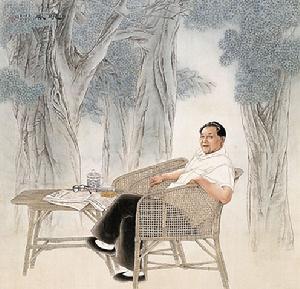 刘大为《晚风》